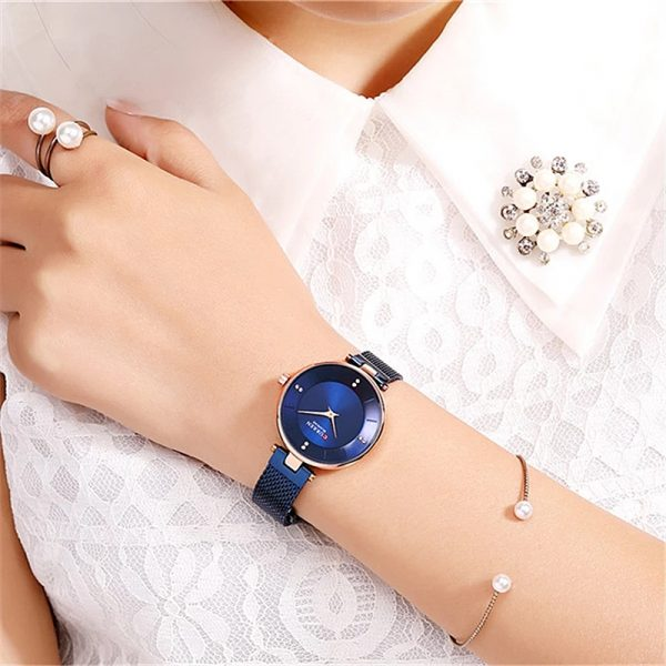 Hot Fashion Stainless Steel – CURREN BLUE