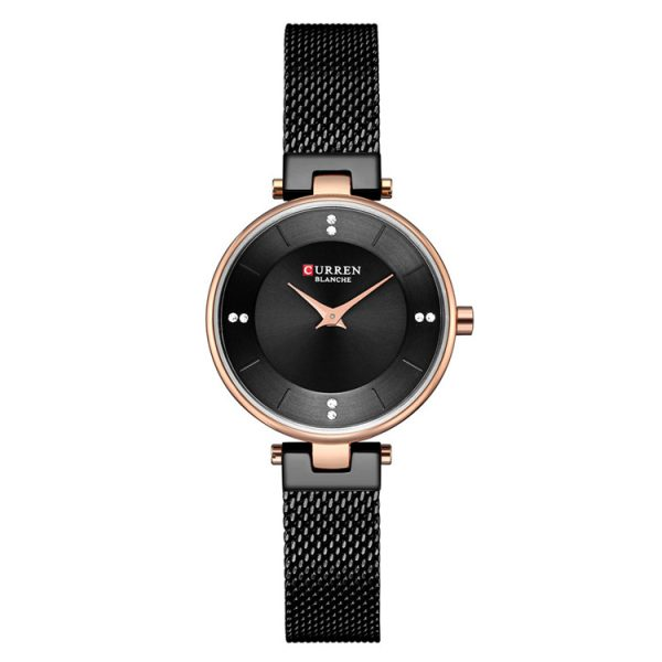 Hot Fashion Stainless Steel – CURREN BLACK