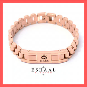 Men Rose Gold Rolex Bracelets