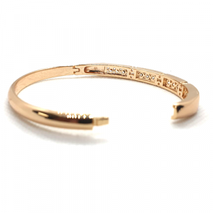 Goldplated Fancy Crystal Goldplated Bangle (2)