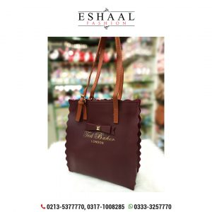 Chocolate Brown Ted Baker London Crossbody Bag
