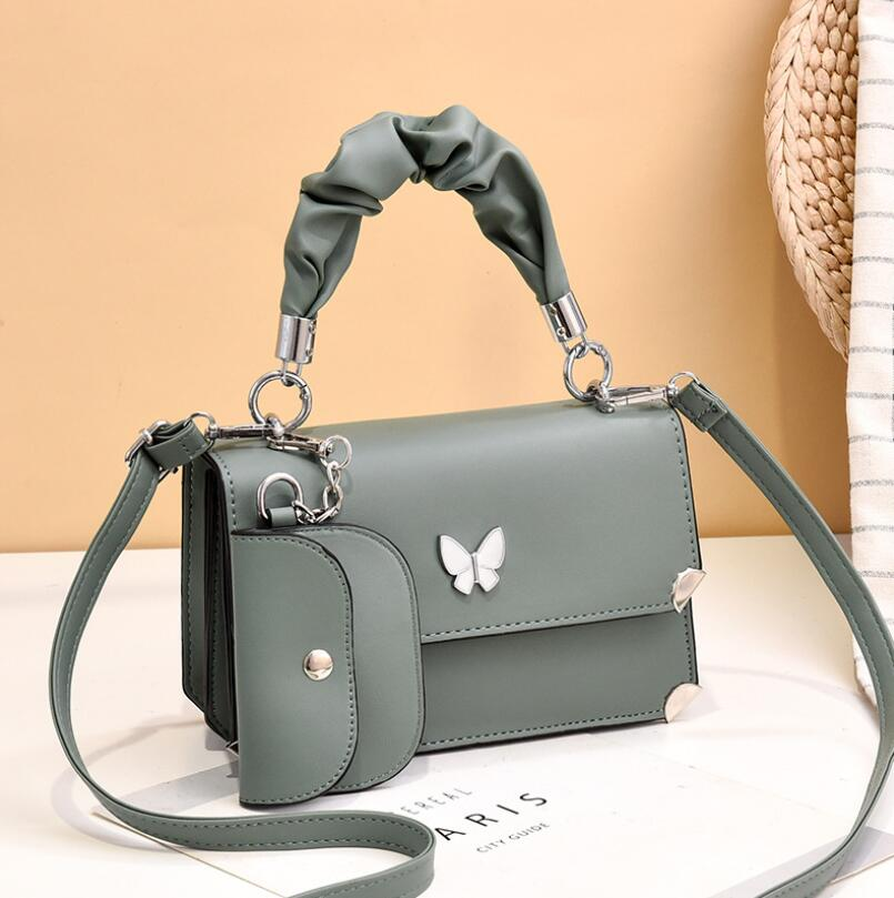 Red Butterfly New Ladies Messenger Small Bag Korean Style Small Fresh Shoulder Bag With Unique Design Female Bag Lady handbag 6