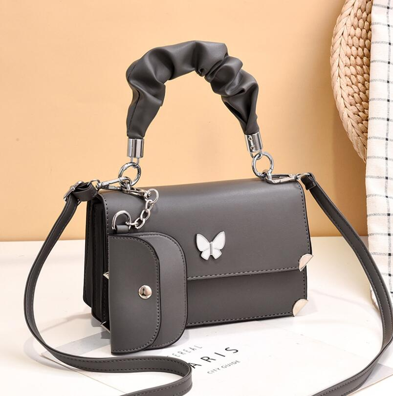 Red Butterfly New Ladies Messenger Small Bag Korean Style Small Fresh Shoulder Bag With Unique Design Female Bag Lady handbag 7