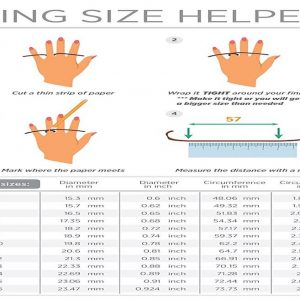 Ring-Size Helper
